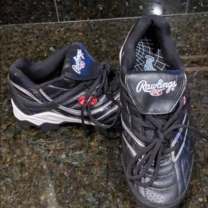 NWOT Rawlings Cleats Size 7